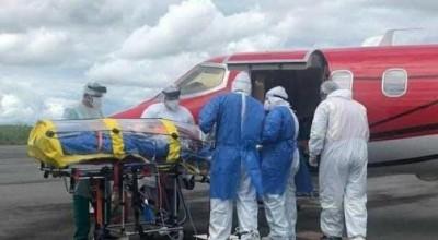 Estado de saúde do deputado Jean Oliveira piora e obriga avião a dar meia volta