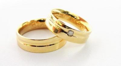 Diversos anéis para vários tipos de compromisso