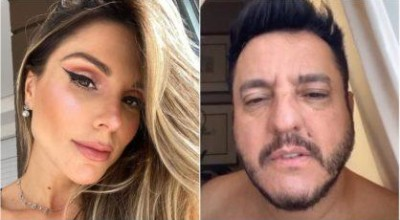 Flávia Viana comenta postura de Bruno em live sertaneja