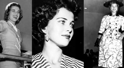 Martha Rocha, 1ª Miss Brasil, morre em Niterói