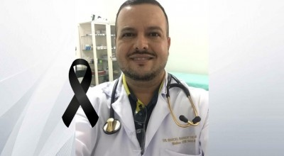 Médico que trabalhou em Rolim de Moura morre de covid-19
