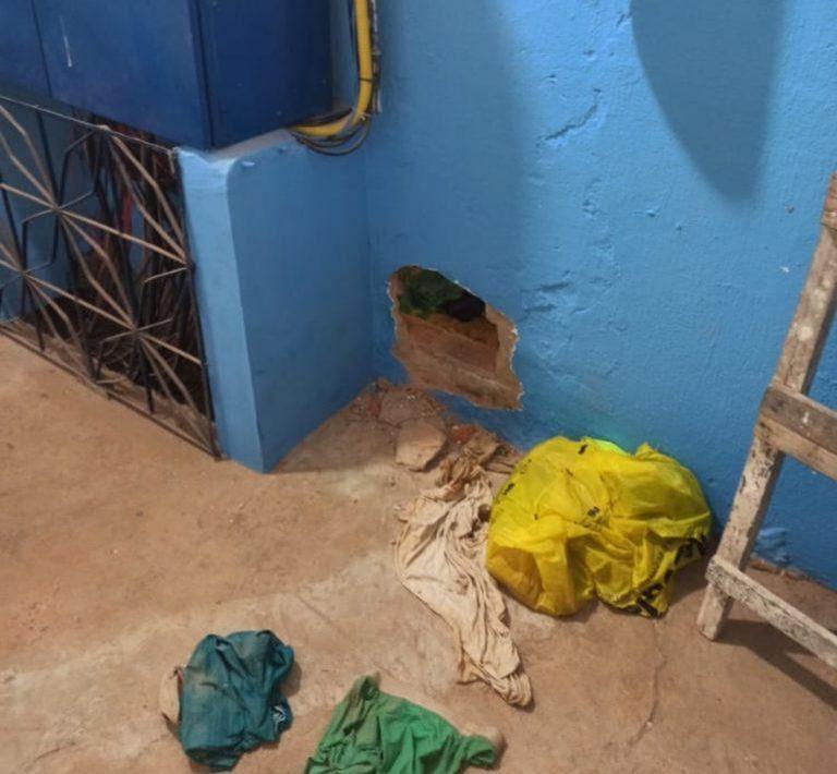 Presos são impedidos de fugirem de penitenciária de Ji-Paraná