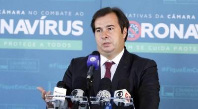 Rodrigo Maia diz que Congresso vai derrubar veto à prorrogação da desoneração da folha