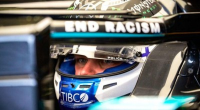 Valtteri Bottas larga na frente no GP da Áustria
