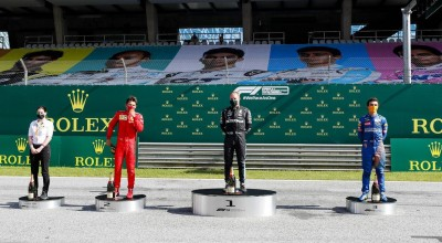 Valtteri Bottas vence GP da Áustria na abertura da Fórmula 1
