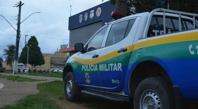 Após desconfiar de pedido, entregador de aplicativo pede reforço da PM e escapa de assalto em Ariquemes