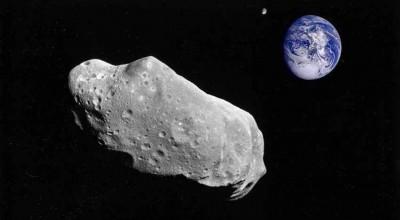 Asteroide está em rota de colisão com a Terra