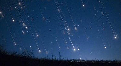 Chuvas de meteoros poderão ser vistas no Brasil