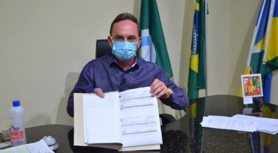 DENÚNCIA: Prefeito Luizão abre sindicância para investigar possível fraude em gestão do ex-prefeito Lauro Lopes