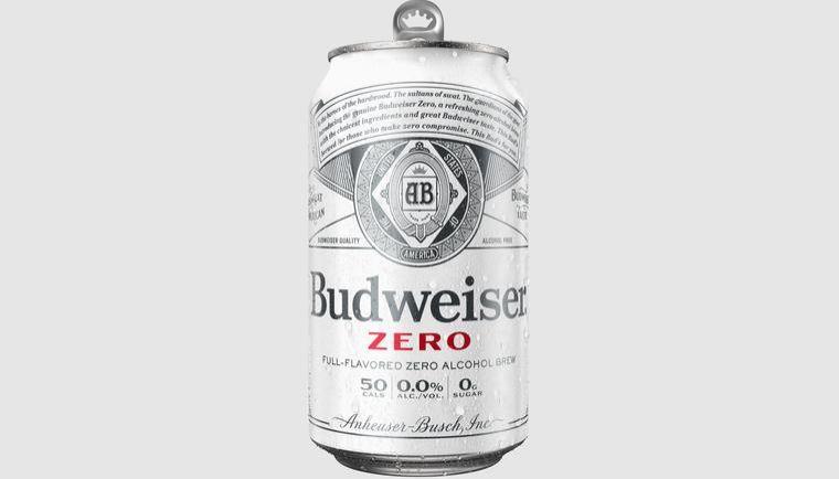 Falta um ingrediente-chave na nova cerveja da Budweiser: álcool