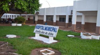 Hospital de Rolim de Moura é alvo ladrões