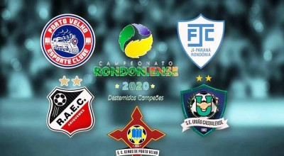 RO: Clubes define para o dia 04 de novembro o reinício do Campeonato