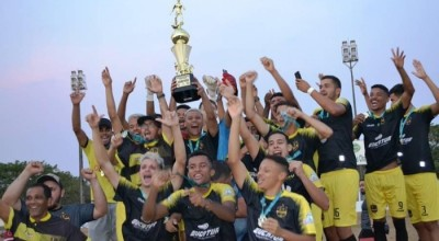 Vilhenense confirma participação na Copa do Brasil Sub-20