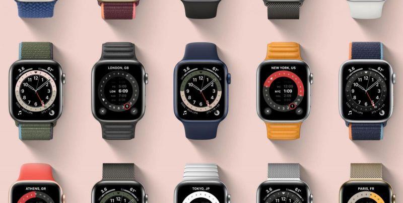 Apple Watch 6 e Watch SE são anunciados oficialmente