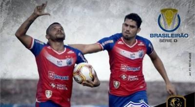 Bragantino-PA impõe, vira o jogo e garante a primeira vitória na Série D do Brasileirão