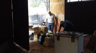 Em Colorado do Oeste, ação social vai retirar pessoas do lixão
