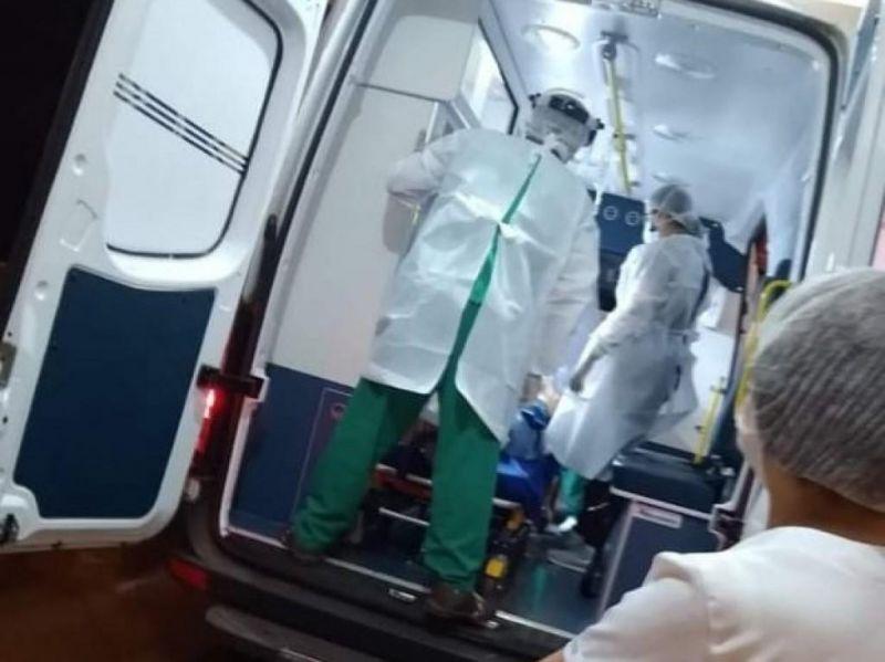 Dr. Romero, médico em Rolim, é encaminhado para UTI com covid-19