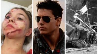 Os acidentes de trabalho mais tristes e assustadores da história do cinema