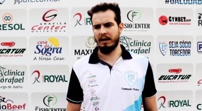 Para treinador do Ji-Paraná, empate em casa teve gosto de derrota