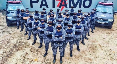 Policiais Militares participam de treinamento tático