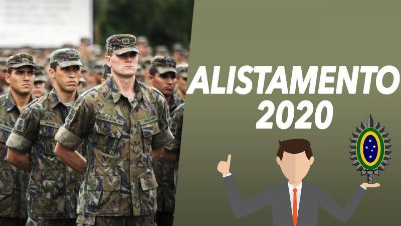 Prazo para alistamento militar é prorrogado até dia 30 deste mês