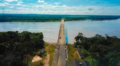 Presidente Bolsonaro virá inaugurar ponte