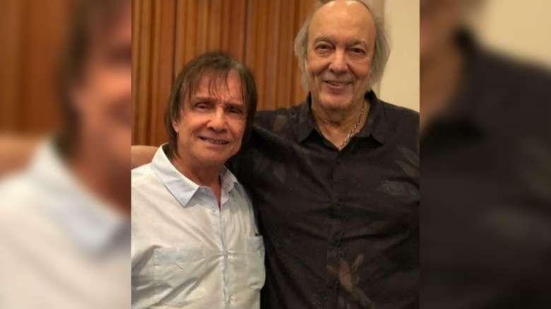 Roberto e Erasmo têm posse de 72 músicas negadas