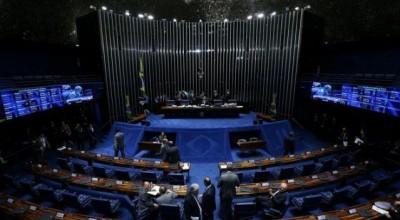 Senado aprova reajuste a policiais e bombeiros