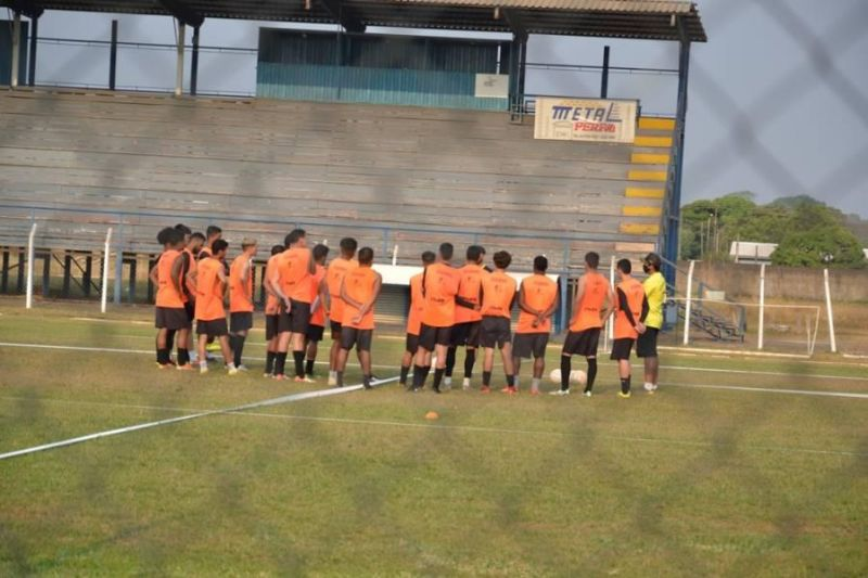 Vilhenense inicia na quinta-feira viajem de mais de 3.400 km até Bragança-PA