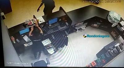 Bando armado assalta a Portosoft em Porto Velho