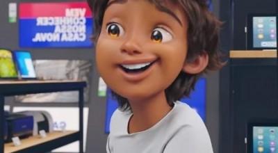 Casas Bahia atualiza mascote: 'Baianinho' cresce e vira adolescente, o 'CB'
