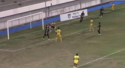 Com gol contra bizarro Vilhenense sofre derrota no Acre