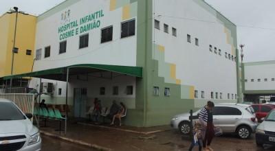 Criança de 4 anos que caiu do 4º andar de prédio é transferida para hospital infantil de Porto Velho