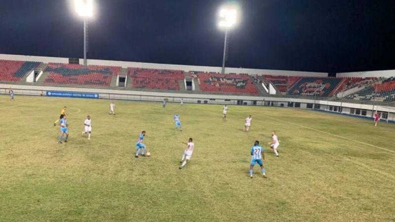 De virada, Ji-Paraná é goleado pelo Rio Branco