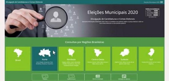 DivulgaCandContas: conheça todos os candidatos às Eleições 2020