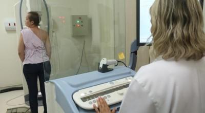 Entre janeiro e setembro foram realizados 4.901 exames de mamografias em Rondônia