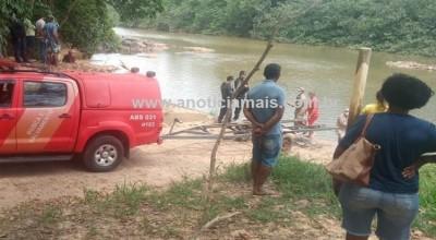 Foi localizado o corpo de homem que havia desaparecido nas águas do rio Jaru