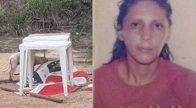 """Homem que """"viralizou"""" após ser assassinado em MT matou mulher em Vilhena"""