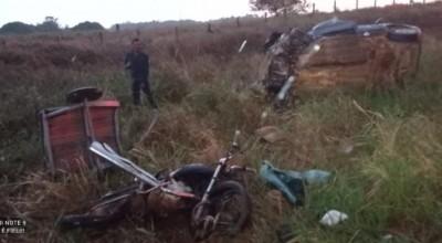 Identificadas as pessoas do grave acidente que deixou duas vítimas fatal
