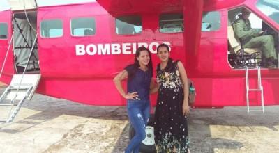 Mãe rolimourense agradece apoio de todos que ajudaram em sua viagem para São Paulo