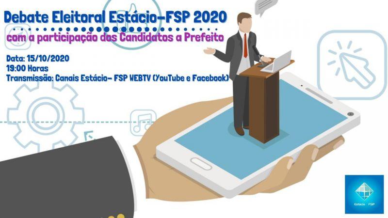 Membros da sociedade Civil poderão enviar perguntas para o Debate entre os Candidatos a Prefeito de Rolim de Moura