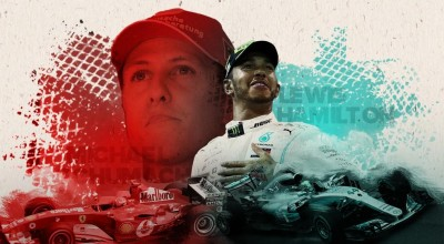 Oito pilotos já foram recordistas de vitórias na história da Fórmula 1