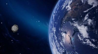 Pequeno asteroide fica perto da Terra nesta quarta (21)