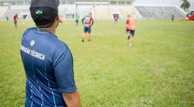 Porto Velho já iniciou os trabalhos para a retomada do Campeonato