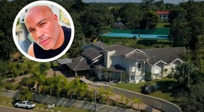Rick, da dupla com Renner, coloca mansão à venda