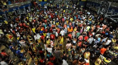 Rio libera quadras de escolas de samba