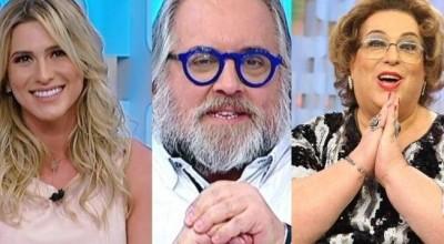 SBT demite Leão Lobo, Mama Bruschetta e Livia Andrade