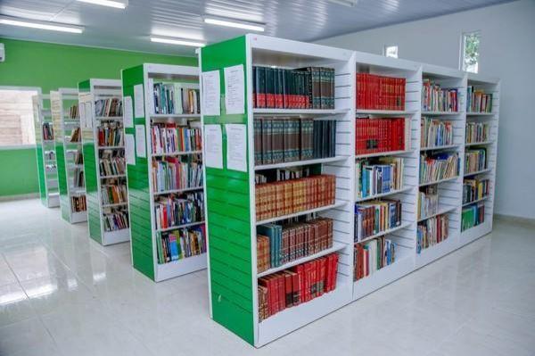 RO: Semana do Livro terá reabertura da biblioteca mais antiga