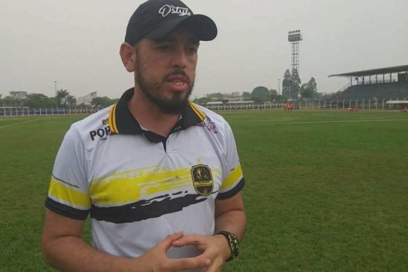 Treinador do Vilhenense avalia como positivo o empate fora de casa