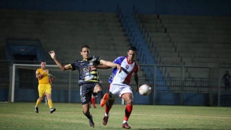 Vilhenense empate em Manaus, chega aos 5 pontos